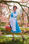 Belle at Elfia
