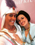 Agrabah duo selfie time by MysteriousMaemi