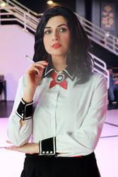 Elizabeth from Bioshock Infinite III