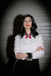 Elizabeth from Bioshock Infinite IV