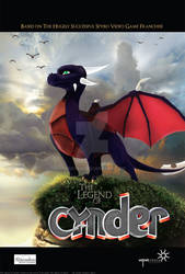 the legend of cynder by Minerea