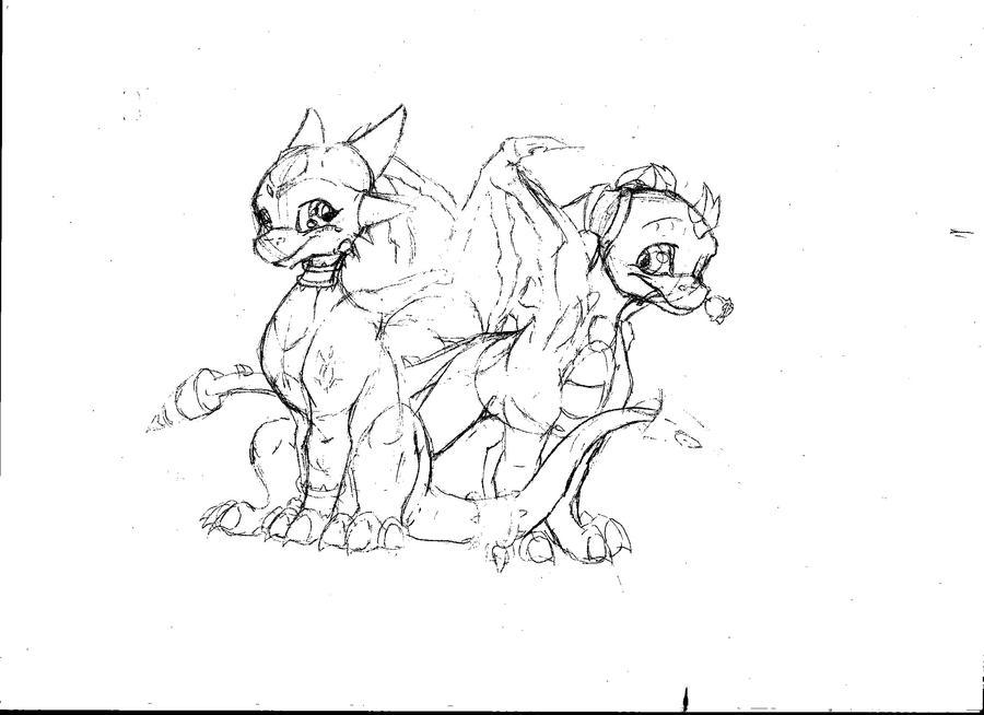skylanders coloring pages cynder - photo#28