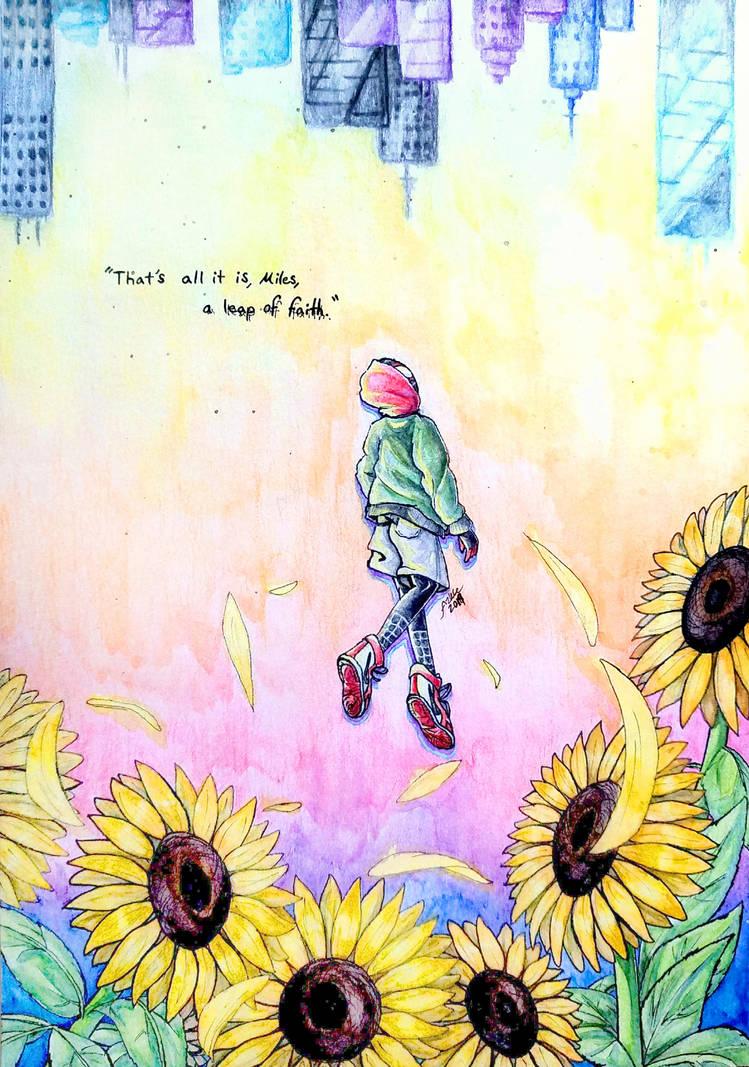 Leap of Faith by Azkre