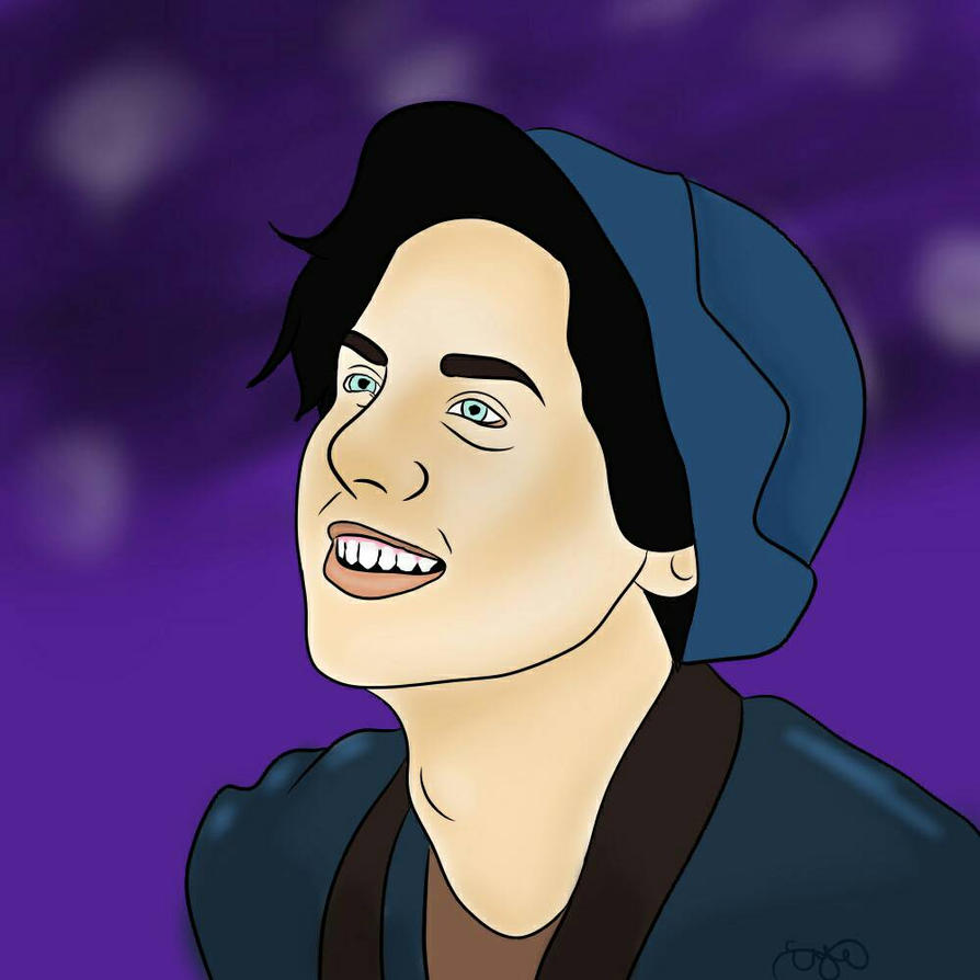 Jughead Jones Wallpaper: Jughead Jones By Animegeek122 On DeviantArt