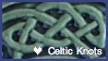 Celtic Knot Stamp by dragophethis