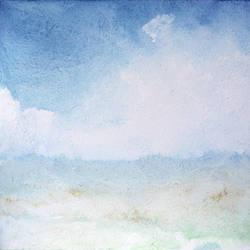 Soft Hills by NicDeGrootArt