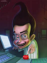 Proffe Jimmy Neutron by NaionMikato