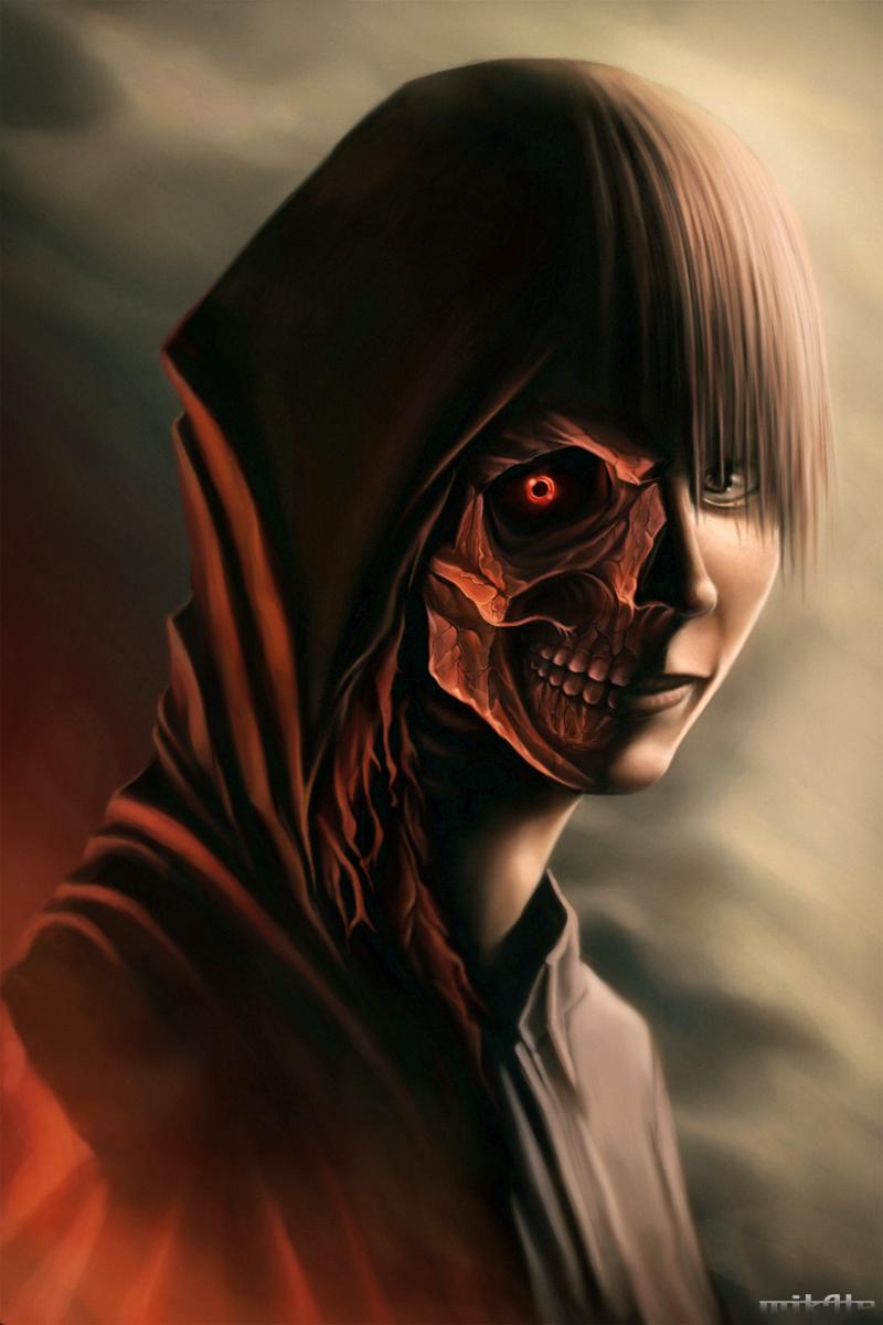 Light Yagami Shinigami Eyes