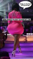 Nicki Minaj Big Butt Comic Pg. 3 by BigBootyologist