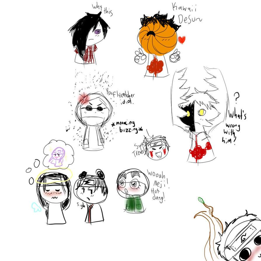 Children by Flamingsparkledragon