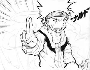 The Art Of the Ninja Naruto
