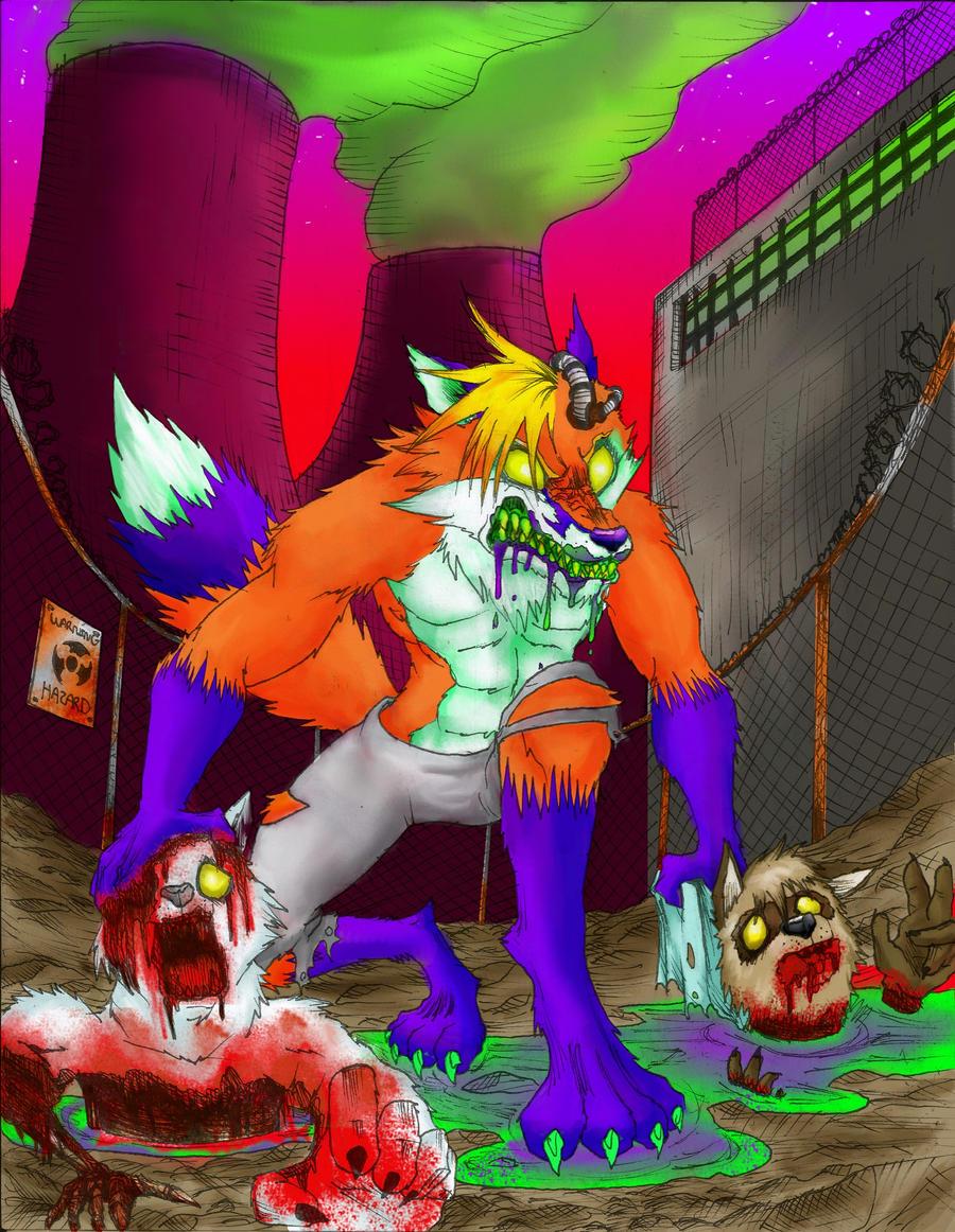 Sweet Revenge by EvilAmishWerewolf