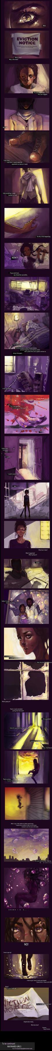 Wayward Girls: Prologue: Paige by waywardgal