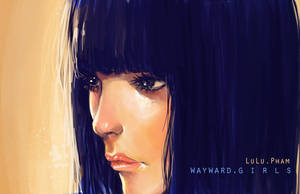 Wayward Girls: Lulu Sneak Peak