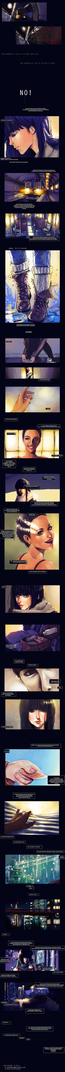 Wayward Girls: Prologue:: Lulu -part 2 by waywardgal