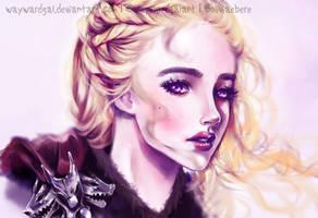 daenerys targaryen, first of her name
