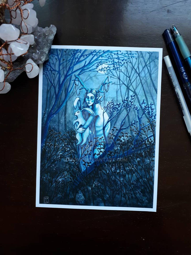 Changeling - Art Print for Sale