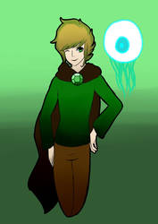 Emerald (GopsFlora style) by EmeraldXLapis