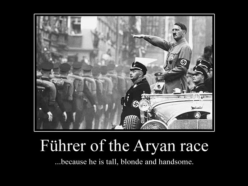 Aryan Race People