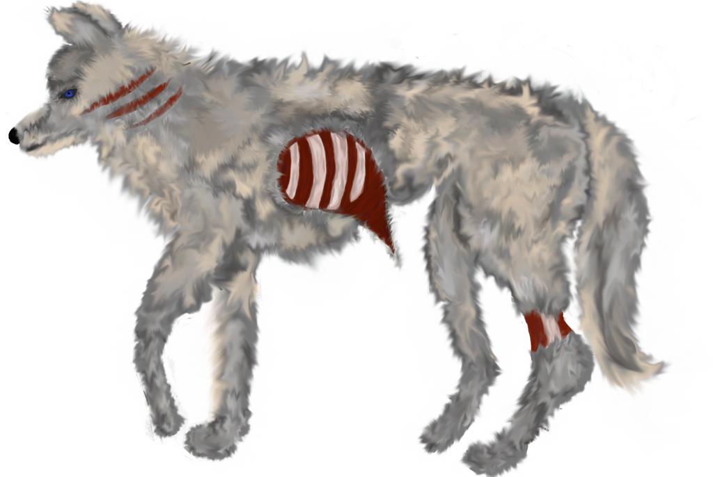 TAP Challenge #55 Reanimaed Beast by AliceofLegendCA