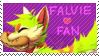 : Falvie Fan Stamp : by dar-a