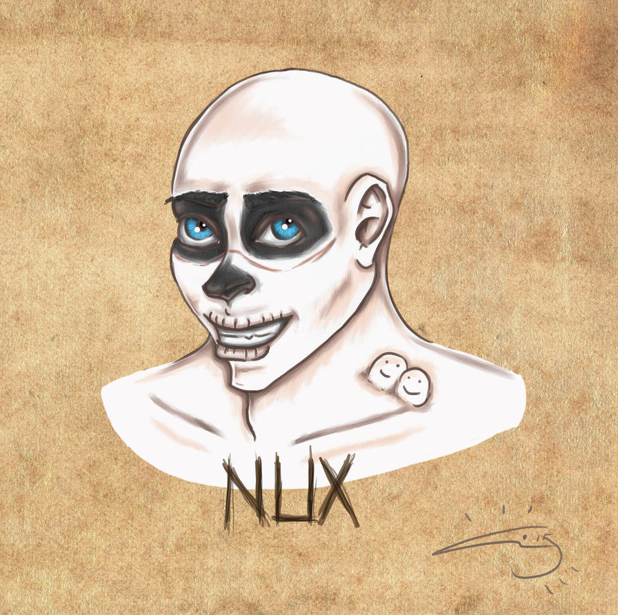 Nux MM:FR by blue-but-beautiful