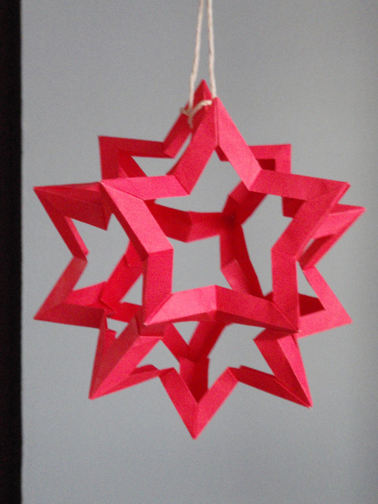 Modular Star Dodecahedron by Revenia