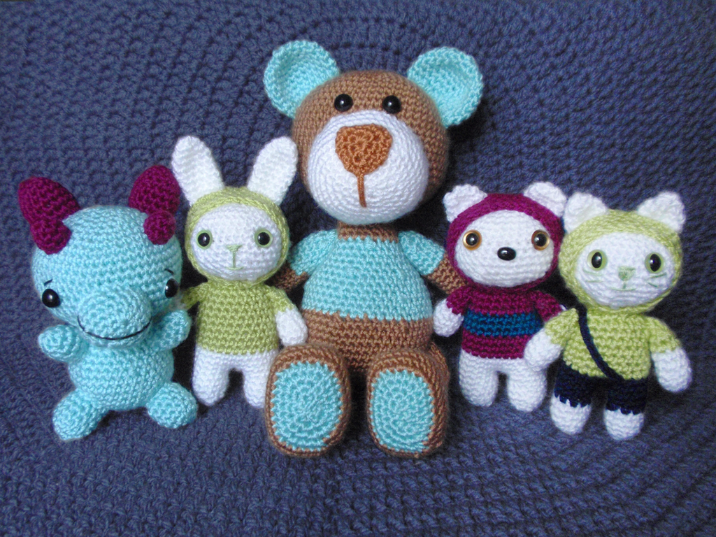Magical Amigurumi Toys Related Keywords & Suggestions ...