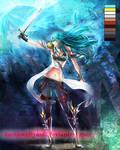 [CLOSED] Auction Adopt 5 The Swordwoman