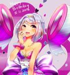 Birthday Gift Rinuii 2016