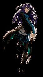 Iris Azure  ( Ann's Pose Persona 5 )