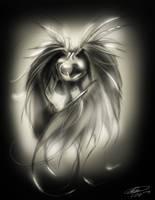Weeping Angel by Noben