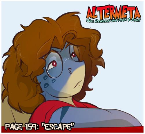 Altermeta - Escape by Noben