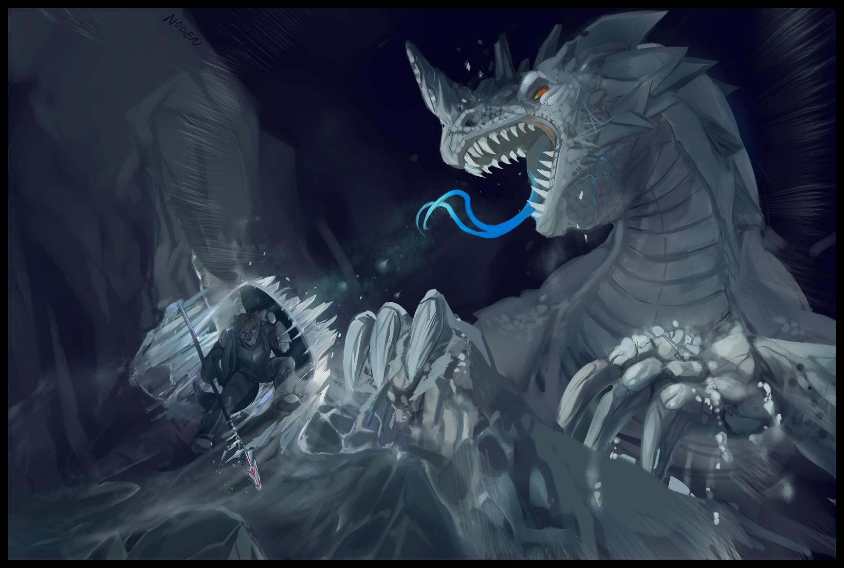 Commission - Defender by Noben