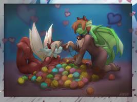 Dragoncatsuits by Noben