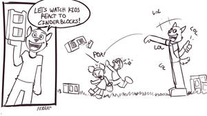 A Reaction Comic by Noben