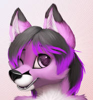 zack-fox (Headshot) by jamesfoxbr