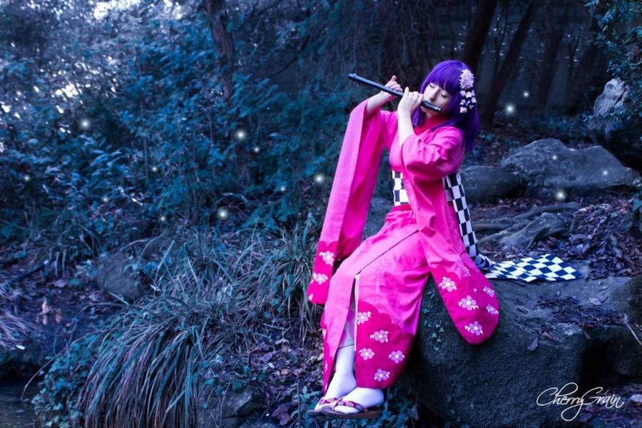 xxxHolic - Zashiki Warashi by Chibiko-Chibi