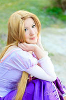 Tangled - Rapunzel by Chibi-Juice