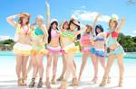 Love Live! Summer!