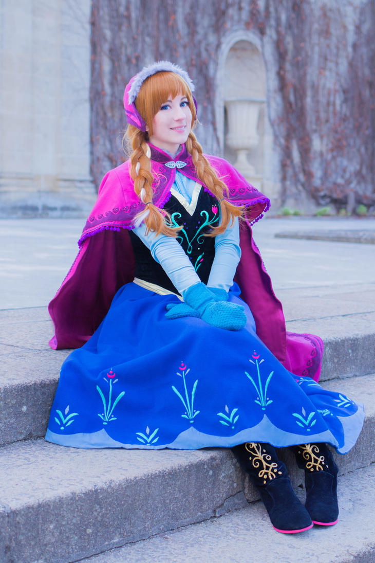 Frozen by Chibiko-Chibi