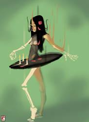 B for Ballet - Bones - Beauty by Senior-X
