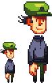 random average pixel guy by Senior-X