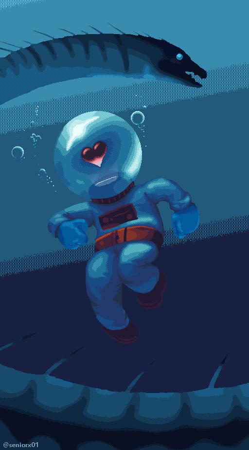 underwater level... by Senior-X
