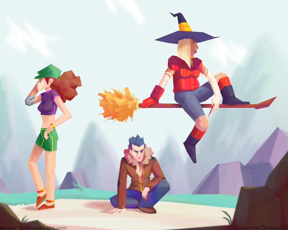 Guild by Senior-X