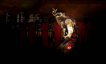 Mo Williams by witnessGFX