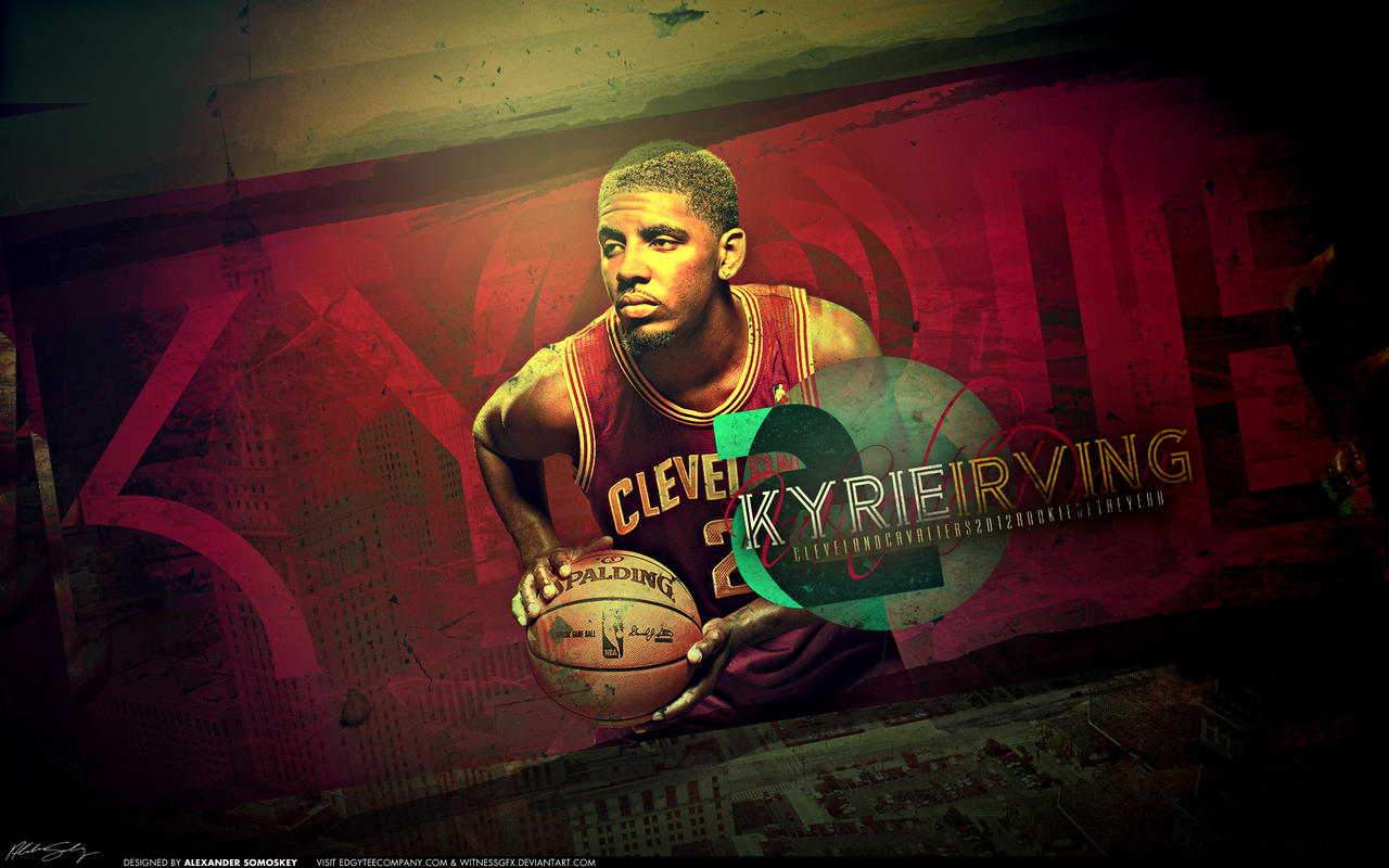 Kyrie Irving by witnessGFX