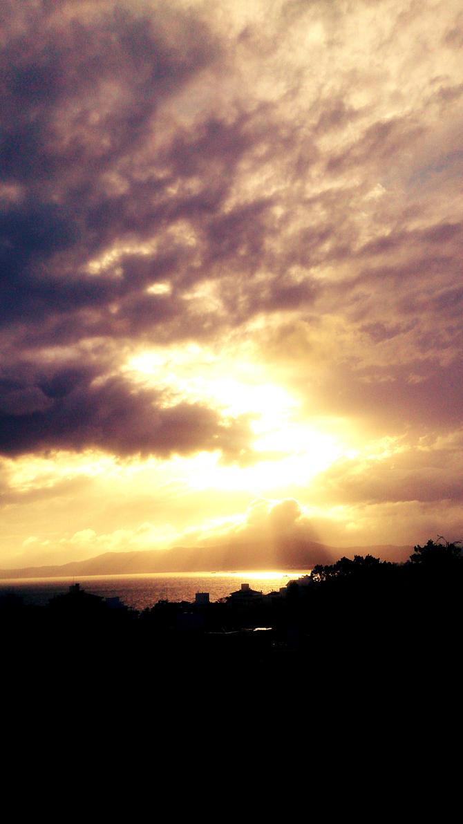 At morning by marcoskatsuragi