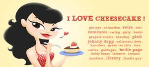 ID: I Love Cheesecake