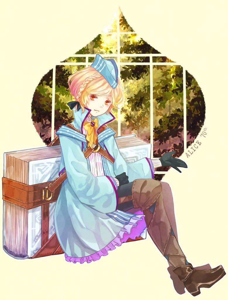Alice 70th